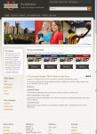 JoomlaShack Academia Joomla Template For Universities, Colleges