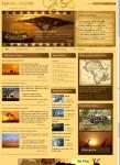 DJ-Safari Travel & Adventure Joomla Template