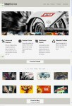 Beatheme Echo WordPress Theme For Portfolio Business Website