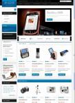 JoomlArt JM Asenti Magento Shopping Cart theme