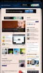 SoloStream WP-Mystique Magazine WordPress Theme
