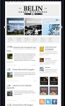 Beatheme Belin WordPress Theme For Magazines, Newspapers