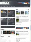Beatheme Breza WordPress Theme For Personal Magazine Site