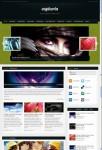 Rockable Euphoria Premium Blog/Magazine WordPress Theme