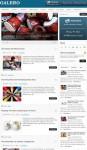Izi Themes Galero WordPress Theme For Magazine Style Website