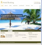 HotelBooking WordPress Theme – A Templatic Hotel Booking Theme