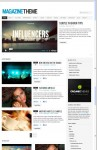 Organic Magazine WordPress Theme v3 By Organic Themes