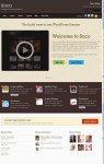 Themify Suco WordPress Theme For Business Websites