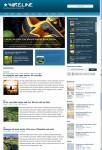 Colorlabs Wireline Magazine WordPress Theme