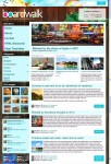 WPNow BoardWalk Premium Travel WordPress theme
