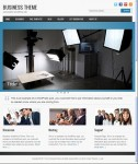 Clover Business CMS WordPress Theme