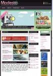 WPNow Modesto WordPress Portfolio Theme