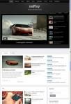 WPZOOM OnPlay WordPress Theme For Sports NewsPaper WebSite