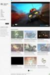 Organic Themes Showcase Portfolio WordPress Theme