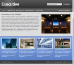 StudioPress Executive WordPress Corporate Theme