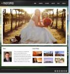 Clover Themes PhotoPro Photography WordPress Theme