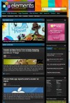 WPNow Elements WordPress Magazine Theme Review And Download