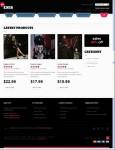 JoomlArt JM Enis Premium Fashion Magento Store Theme