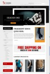 JoomlArt JM Xiris Fashion Magento Theme