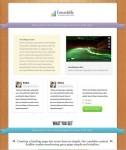 Elegant Themes Convertible Landing Page WordPress Theme