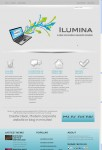 JoomlaShack Ilumina Joomla Corporate Template With Wright Framework