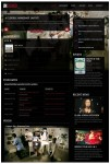 WooThemes Unsigned WordPress Theme To Musicians and bands
