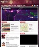 CSSIgniter Dionysus WordPress Theme For Music Artists