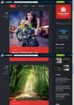 CSSIgniter Photographia Brand New WordPress Photoblog Theme