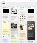 Themify Grido Responsive Tumblr-Like Theme For WordPress
