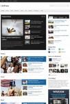WPZOOM LitePress Responsive WordPress Theme For Web Magazine