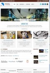 Colorlabs Parasol WordPress Theme For Professional Business Websites