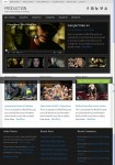 StudioPress Production WordPress Video Child Theme for Genesis