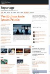 ColorLabs Reportage Newspaper-style WordPress Magazine Theme