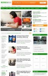 Theme Junkie Resizable Rosponsive Magazine WordPress Theme