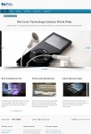 InkThemes BizWay Responsive Business WordPress Theme For 11 Niches