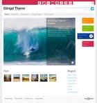 BizzThemes Gongsi Responsive Business WordPress Theme