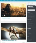 Graph Paper Press Immersion Premium Responsive Multimedia WP Theme