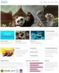 FlareThemes Litefolio Minimalist Portfolio WordPress Theme