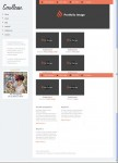 ThemeFurnace Scrollcase WordPress Theme For Personal Portfolios