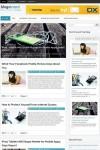 InkThemes Blogs Trend Responsive WordPress Theme For Pofessional Blogs