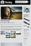 Organized Themes Photobug Responsive WordPress Theme for Photographers