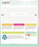 StudioPress Inspired WordPress Portfolio Theme For Genesis Framework
