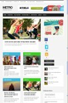 Metro WordPress Magazine Blog Theme From MyThemeShop