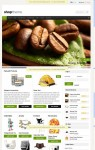 Organic Themes Shop WordPress eCommerce Theme