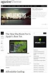 Organic Magazine Theme v4 Premium WordPress Theme
