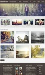 Mint Themes Photostore WordPress Theme For Photographers / Videographers