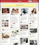 Themify Pinboard Responsive WordPress Pinterest-Like Theme
