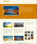 CSSIgniter Sophocles WordPress Theme For Product / Service showcases