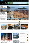 Magazine3 Traveller WordPress Travel Theme