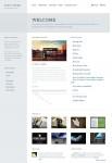 Avett Simple Portfolio WordPress Theme By Designer Themes